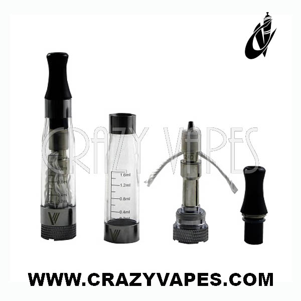Vision ce6 Rebuildable Clearomizer