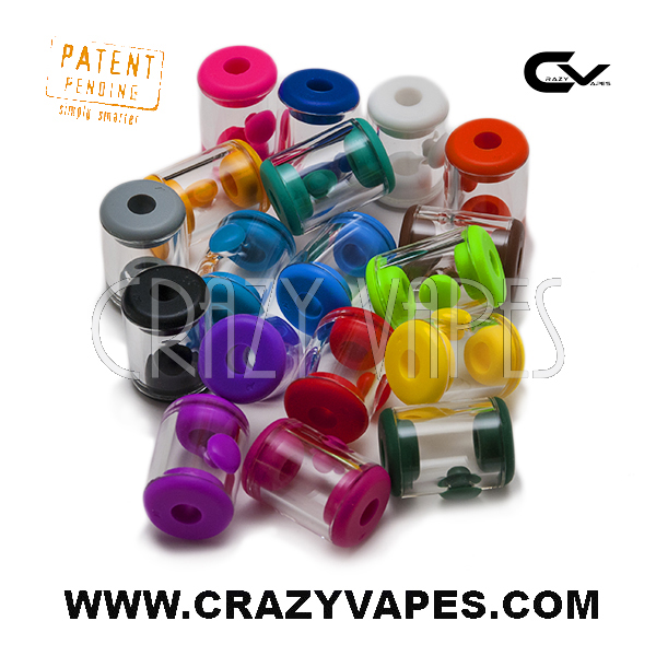 Side Fill eCig Carto Tanks