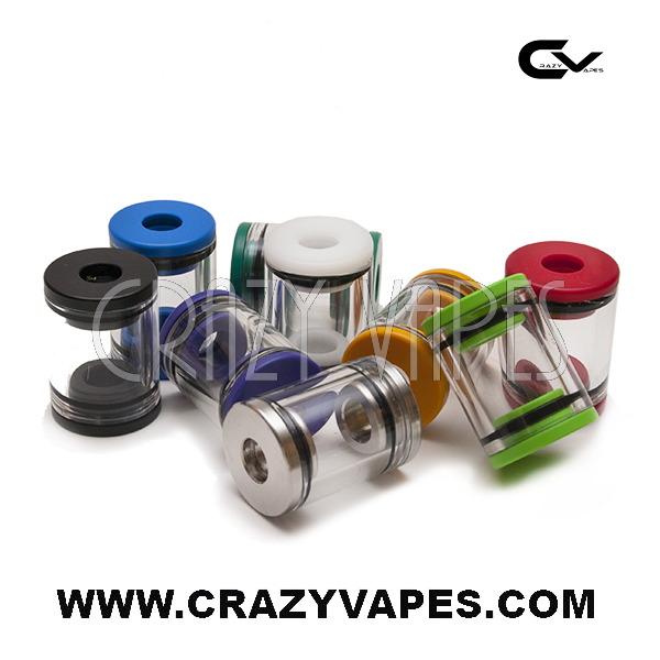 ecig glass carto tanks