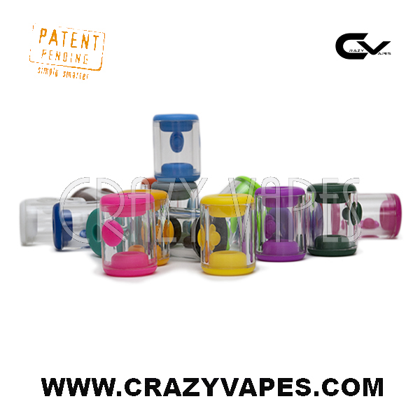 "Electronic Cigarette ""SCS"" Crazy Vapes Series"