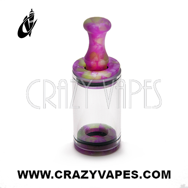 Pink Vaping Carto Tank