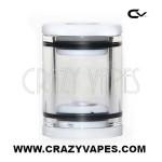 Carto Tank Glass White Cap