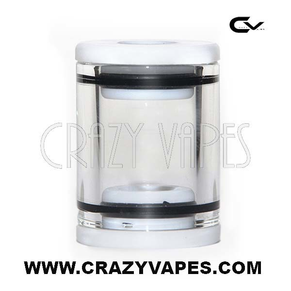 Carto Tank Glass White Cap