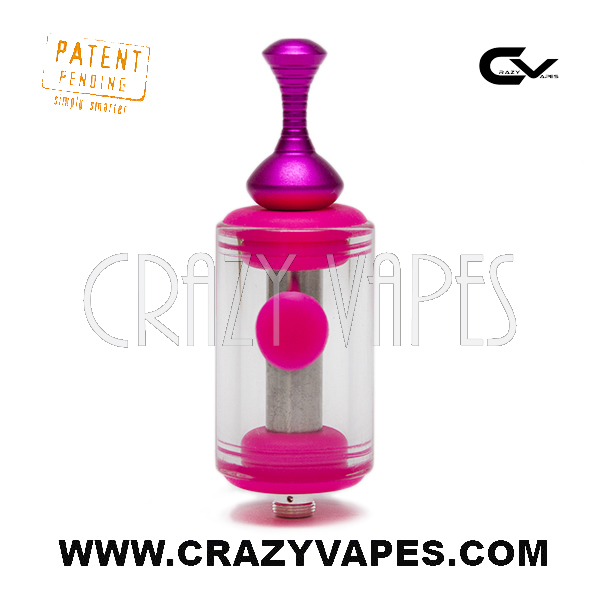 eCig Crazy Vapes Vapor Tank