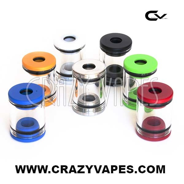 ecigarette glass tanks