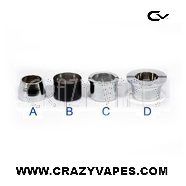 eGo Cone Black Chrome